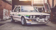 War die BMW Alpina B2 die Mutter aller Sportlimousinen? | Classic Driver Magazine