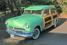 Aaron's dream wagon.