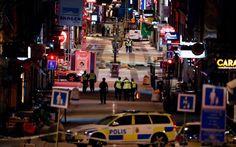 #Estocolmo #Suecia ¡#Ataques con Camión es un #Arme eficaz! -Noo debemos dejar que #Terrorismo cambie nuestra forma de viida /// Telegraph News (@TelegraphNews) | Twitter
