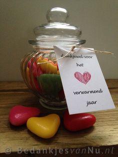 hartverwarmend <3 Leuk als cadeau voor de juf/meester via www.BedankjesvanNu.nl