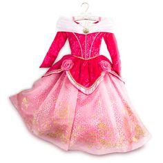 Aurora Deluxe Costume for Kids - Sleeping Beauty