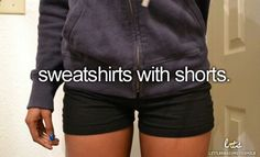 So me like sum in the summer but all the time in the winter