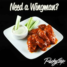 Every Tuesday from 5:00 - 9:00 pm, it's Wing Night in Signature's Bar & Grill!!  Join us for food, friends, & fun! #digsigs
