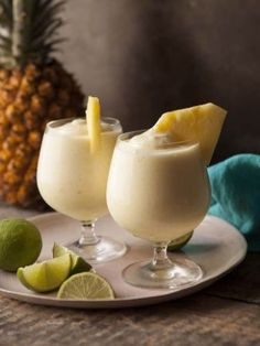 Frozen Pineapple Daiquiri