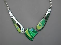 "2007 Beads & Jewelry 1st. Place  ""Amazon"" by Richard Ann"