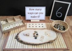 Loose Parts Number Exploration Math Activity Fine Motor Skills, Gift for Kids, Montessori Classroom, Reggio Emilia, Teacher Resources Reggio Emilia Classroom, Reggio Inspired Classrooms, Montessori Classroom, Reggio Emilia Preschool, Eyfs Classroom, Coach Parental, Maths Area, Play Based Learning, Early Learning