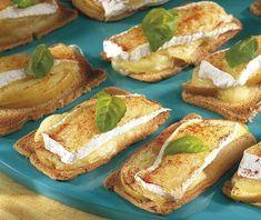 Appeltoast met camembert | Colruyt