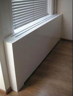 strakke radiator ombouw