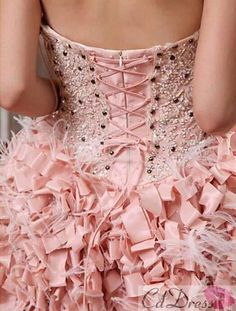 Pink, fluffy and sparkly - yeah