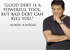 Kiyosaki is at it again...