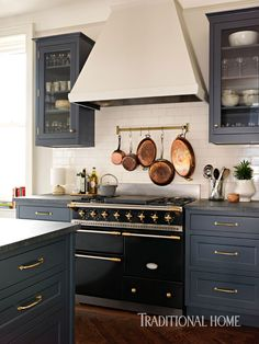 French Cooking Ranges