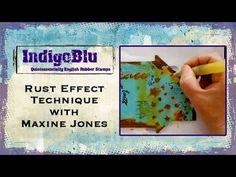 Focus on: Rust Effect Technique with Maxine Jones