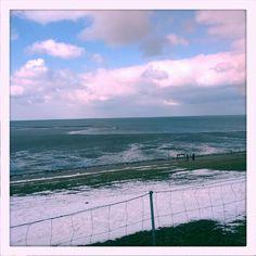 Von der Nordsee versetzt!