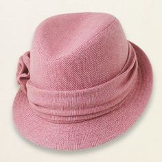 flower fedora - A cool topper, styled just for your fabulous fashionista!