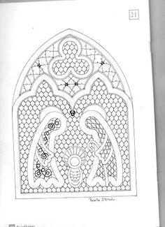 Natale a fuselli - anna maria Lambruschi - Picasa Albums Web Freeform Crochet, Irish Crochet, Fillet Crochet, Lacemaking, Lace Heart, Point Lace, Lace Jewelry, Lace Patterns, Bobbin Lace