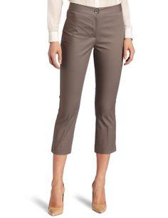Karen Kane Women's Wide Leg Capri Pant « Clothing Impulse