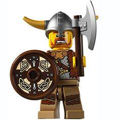 LEGO Minifigures Series 4 6-16 - Viking