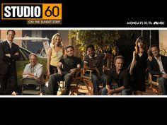 Studio 60 on the Sunset Strip (cancelled) Matthew Perry, Peter Krause, Josh Charles, Alec Baldwin, Chandler Bing, Amy Poehler, Matt Damon, Julianne Moore, Mark Wahlberg