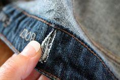 Sew the elastic.