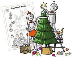 Des dizaines d'activités de Noël proposées sur le site de Bout de Gomme, pour le cycle 2 et le cycle 3. Bricolage Halloween, Cycle 3, Theme Noel, Teaching French, Comics, Occupation, Grace, Multiplication, Christmas Ideas
