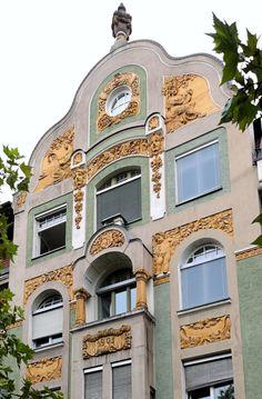 Konstanz - Jugendstil