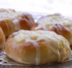 This recipe has been a family favourite for many years.         The recipe will make four large Danish             Or individual Danish. ...