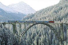 Ecovriendelijk in de Alpen