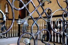 Close up of Iron detail.  From da Vinci Details   www.davincidetails.com