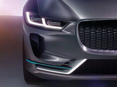 New Electric Jaguar I-Pace Crossover Concept Is The Brand's Future [Live Photos]