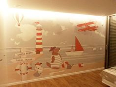 Little Hands Wallpaper Mural - Lucas House Little Hands Wallpaper, Cool Wallpaper, Bedroom Wallpaper, Create Awareness, Hand Illustration, Boy Room, Room Inspiration, Playroom, The Incredibles