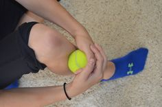 Shin splint exercises