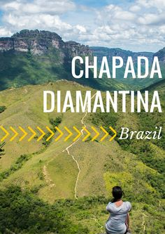 The most beautiful place you never knew existed-- Chapada Diamantina, Brazil : via http://curiositytravels.org