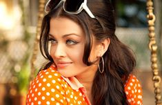 Aishwarya Rai, atriz de Bollywood, cantora e modelo indiana.