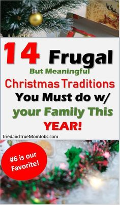 Christmas is coming soon and you want to make the most out of it with your family. Check out these ideas and make some long lasting christmas traditions this year. Money Saving Mom, Best Money Saving Tips, Ways To Save Money, How To Make Money, Christmas Jokes, Family Christmas, Christmas Time, Christmas Ideas, Holiday Party Games