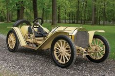 1911 Mercer Type 35R expected to fetch $3M in Monterey