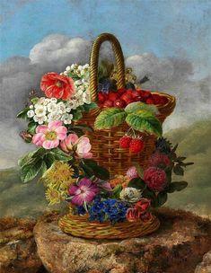 Obras y pinturas Johan Jensen Laurentz
