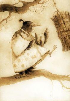 ilustración de Masha Dudar