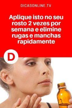 Antirrugas natural caseiro | Aplique isto no seu rosto 2 vezes por semana e elimine rugas e manchas rapidamente | Os resultados aparecem muito rápido. Aprenda, faça e comprove ↓ ↓ ↓