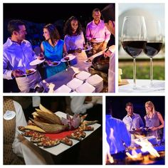 Epcot International Food & Wine Festival.  You won't want to miss some of the top-tier experiences.