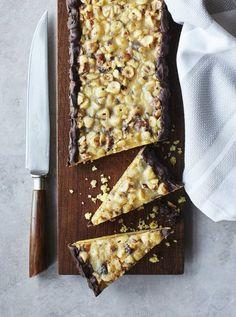 Hawaiian Pizza, Bread, Cheese, Desserts, Food, Sweet Stuff, Tarts, Tailgate Desserts, Mince Pies