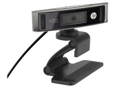 Webcam It's used for video chats like Skype, or for things like that.