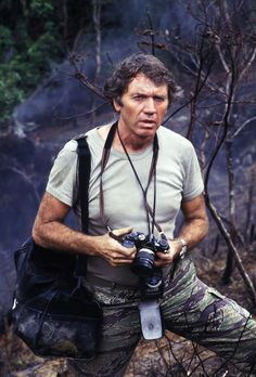 DON McCULLIN . internationally known British photojournalist. particularly recognized for war photography.