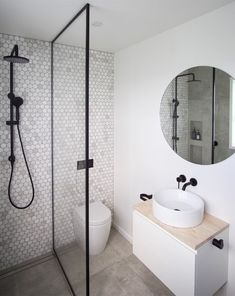 Tiny bathrooms 498492252508420850 - 43 Amazing Bathroom Shower Ideas For Tiny House Source by khamsopha Modern Small Bathrooms, Tiny Bathrooms, Ensuite Bathrooms, Tiny House Bathroom, Bathroom Design Small, Bathroom Layout, Bathroom Ideas, Master Bathroom, Bathroom Designs
