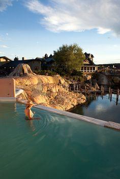 The Springs Resort, Pagosa Springs, Colorado. by Tanager photography Pagosa Springs, Hot Springs, Springs Resort And Spa, Spring Resort, Summer Loving, Spas, Lodges, Colorado, Beautiful Places