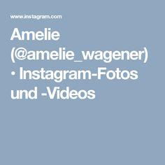 Amelie (@amelie_wagener) • Instagram-Fotos und -Videos Amelie, Cosplay, Photo And Video, Videos, Instagram, Amelia