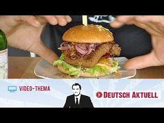 Burger für alle – vegan und bunt | Deutsch lernen mit Videos