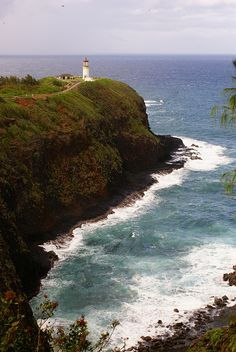 Kilauea Lighthouse Kauai, Hawaii