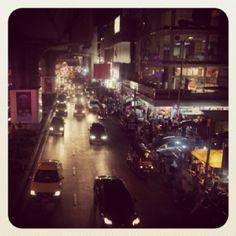Siam Square Markets, Bangkok Thailand. Itching to go back!
