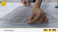 Vlieseline - Framilastic T9 (transparent) | Nähwelt Flach