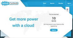 Hyip Project MineCloud